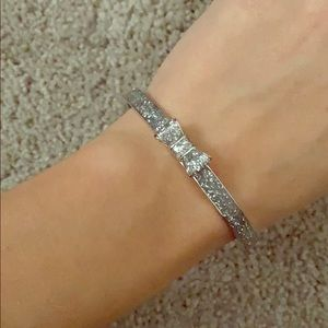 KATE SPADE>> Bangle Sparkle Bracelet